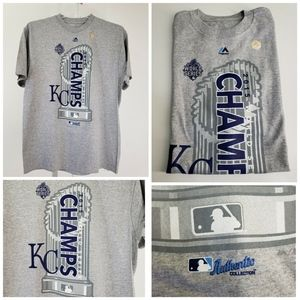 Champs Men 2015 World Series Kansas City Size L